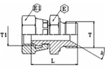 Adaptor metric DKOL-CEL
